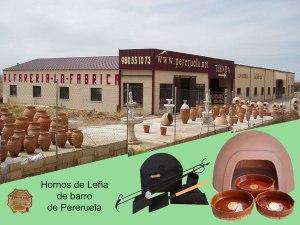 Taller de elaboración de hornos y cazuelas de barro