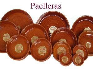 Paelleras de Barro