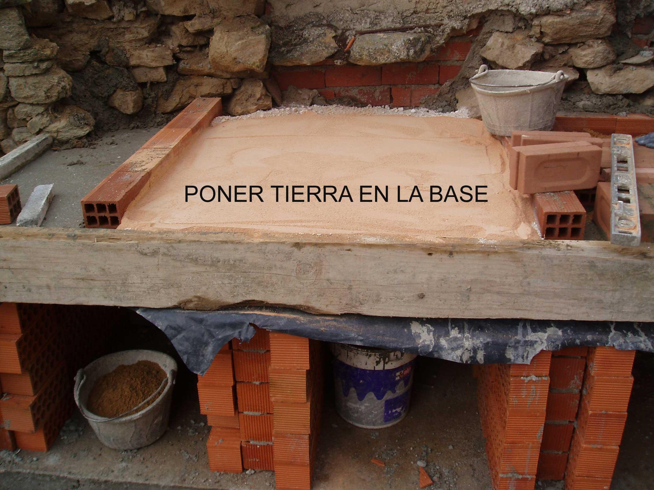 Como hacer un horno la fabrica de pereruela - Hornos a lena construccion ...